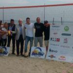 Presentato il torneo di beach volley SunSen, in programma dal 18 al 20 maggio ai Bagni Roberto 44 di Senigallia