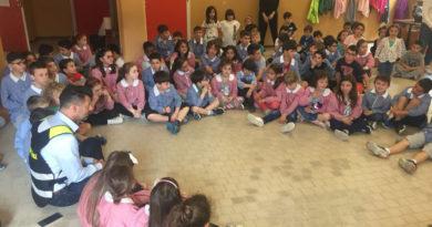 Una giornata all'insegna della conoscenza e della prevenzione a Senigallia per gli alunni della scuola Leopardi