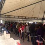 Nel ponte del Primo Maggio le Grotte di Frasassi hanno raggiunto le 8.600 presenze
