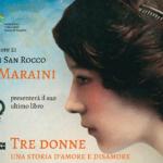 """Sabato Dacia Maraini sarà a San Rocco per la presentazione del suo ultimo libro """"Tre donne. Storia d'amore e disamore"""""""