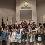 Gli studenti del Panzini alla scoperta del Consiglio regionale delle Marche