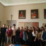 Alternanza scuola-lavoro, a Corinaldo terminata l'esperienza in Comune degli studenti del Liceo Medi di Senigallia