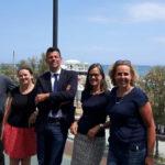 Tre blogger tedeschi a Senigallia alla scoperta delle eccellenze della spiaggia di velluto