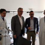 Inaugurato a Sassocorvaro il Centro avanzato per la prevenzione, diagnosi e cura del glaucoma