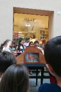 Festa alla scuola primaria Puccini di Senigallia: pubblicato il libro scritto dagli alunni di due classi