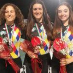 Gli atleti del Senigallia LunA Sports Academy protagonisti ai campionati italiani di pattinaggio