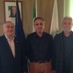 I nuovi progetti per lo sport del Comune di Trecastelli al centro di un incontro tra il sindaco e il fiduciario del Coni