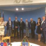 Continua l'impegno del Lions Club Senigallia per mantenere il mare pulito