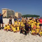 """""""Io sono un piccolo bagnino!"""", un'altra bella iniziativa alla Scuola primaria di Cesano"""