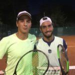 Tanti protagonisti al Vivere Verde nel Torneo di tennis Saffi-Santa Barbara