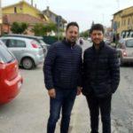 """Lunedì a Lucrezia di Cartoceto al via i lavori di bitumatura della """"Flaminia"""" nel tratto che attraversa il centro abitato"""
