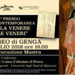 Genga ospita il 3° Premio di arte contemporanea ispirato alla Venere di Frasassi