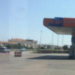 Appiccano un incendio sulla Statale e scassinano a Marina di Montemarciano l'ennesimo distributore di carburanti