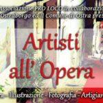 """Al via ad Ostra una rinnovata edizione di """"Artisti all'opera"""""""