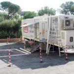 All'Ospedale di Senigallia è arrivata una Risonanza Magnetica mobile per cercare di superare i tanti disagi