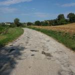 A Serra de' Conti strade dissestate, Silvano Simonetti chiede l'intervento dell'Amministrazione comunale