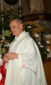 Don Aldemiro Giuliani travolto da un'auto lungo la Pergolese, davanti alla chiesa di San Gervasio