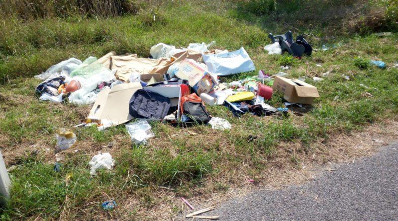 A Montemarciano una significativa campagna di sensibilizzazione contro l'abbandono dei rifiuti lungo le strade