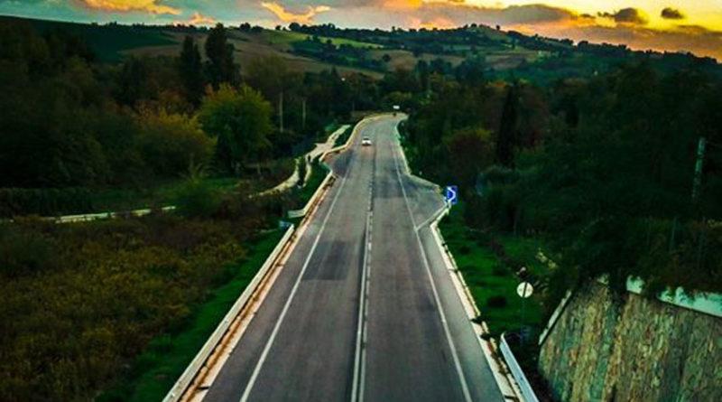 """Graziano Ilari: """"Il completamento della variante di San Lorenzo in Campo è molto importante per la Valle del Cesano"""""""
