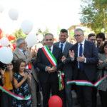 """Inaugurata a Trecastelli la nuova scuola primaria """"G. Secchiaroli"""""""