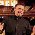 Gabriele Cirilli al Teatro comunale di Cagli con l'anteprima italiana del nuovo spettacolo Mi piace