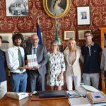 Mastrovincenzo continua il tour nel territorio: a Corinaldo ha incontrato amministratori e consiglieri comunali