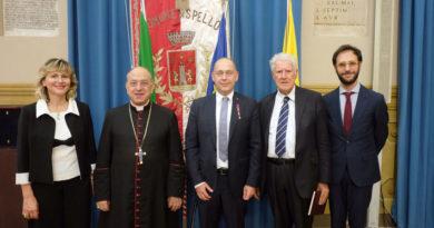 """Due jesini protagonisti al Premio internazionale """"Constantinus Magnus"""" di Spello"""