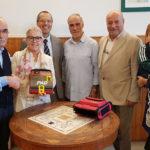 Un defibrillatore donato dalla Bcc alla Casa di Riposo di Ostra