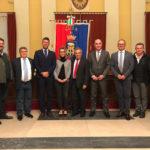 Un impianto adeguato per il Club Scherma Senigallia: significativo confronto in Comune tra il sindaco ed il presidente nazionale della Fis