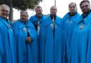 Investitura a San Pietro in Musio di Arcevia dei nuovi Cavalieri di Montevago