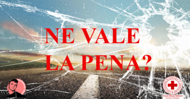 """I giovani della Cri di Senigallia presentano il progetto """"Ne vale la pena"""""""