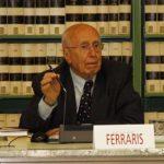 Profondo cordoglio a Senigallia e Ostra per la scomparsa dell'Ambasciatore Luigi Vittorio Ferraris