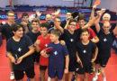 Fine settimana intenso per il tennistavolo al Centro Olimpico di Senigallia