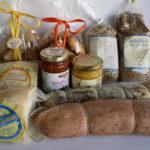 """Da Senigallia Possibile lancia """"Terre Resistenti"""" pacchi solidali per Natale con prodotti delle aziende dei Sibillini"""
