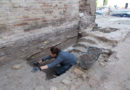 Durante gli scavi al Pincio riportati alla luce frammenti inediti della Fano medievale