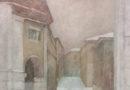 Senigallia sotto la neve, mostra tematica di Giovanni Mori