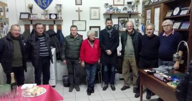 Il sindaco Mangialardi ha incontrato il nuovo direttivo del Club Motori d'Epoca di Senigallia