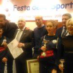 Per gli atleti della Polisportiva Senigallia un lungo week-end di premiazioni