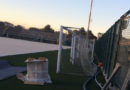 Da un mese sospesi a Senigallia i lavori per il rifacimento del manto sintetico dello stadio Bianchelli