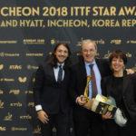 A Massimo Costantini le felicitazioni del Tennistavolo Senigallia