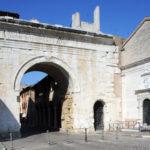 A Fano continuano i lavori sotto l'Arco d'Augusto