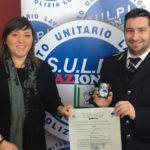 Meritato riconoscimento a Riccione per un giovane agente della Polizia locale di Fano