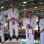 Polisportiva Senigallia sempre al top: atleti sui podi del nuoto e del judo