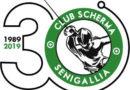 Trent'anni di scherma a Senigallia: compleanno speciale per il Club fondato dal Maestro Ezio Triccoli