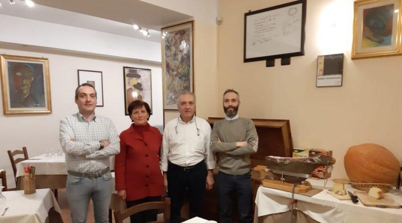 Il ristorante Montenerone da Carletto a Piobbico si prepara a festeggiare 40 anni di attività