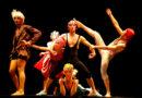 Monica Casadei e Artemis Danza sabato al Teatro Valle di Chiaravalle nell'omaggio a Fellini
