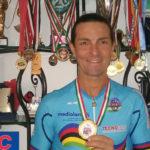 Il senigalliese Mauro Guenci inaugura il 2019 imponendosi al Misano World Circuit