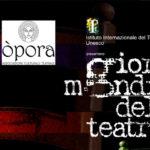 Domenica ad Ostra si festeggia la giornata mondiale del teatro