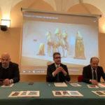 Pergola e i Bronzi dorati protagonisti dell'Itinerario della Bellezza con promozione in tutto il mondo
