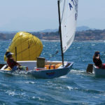 Il Sailing Park porta a Senigallia il Trofeo Optimist Italia Kinder+Sport 2019